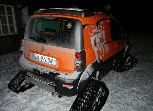Strade soggette all'obbligo degli pneumatici invernali o delle catene da neve in Emilia Romagna - Foto 18 di 34