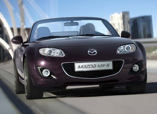 Mazda MX-5 Spring 2012 Special Edition - Foto 9 di 16