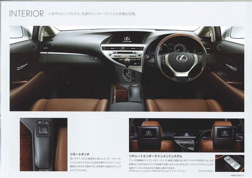 Lexus RX 450h - Long Test Drive