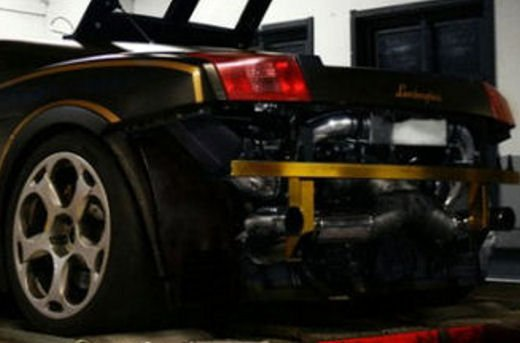 Lamborghini Gallardo TT tuning by JRM Racing - Foto 2 di 9