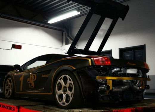 Lamborghini Gallardo TT tuning by JRM Racing - Foto 1 di 9