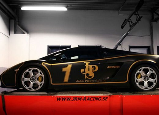 Lamborghini Gallardo TT tuning by JRM Racing - Foto 3 di 9