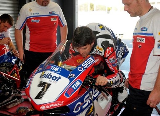 Team Effenbert Liberty Racing lascia la Superstock - Foto 18 di 32