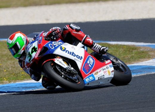 Team Effenbert Liberty Racing lascia la Superstock - Foto 19 di 32