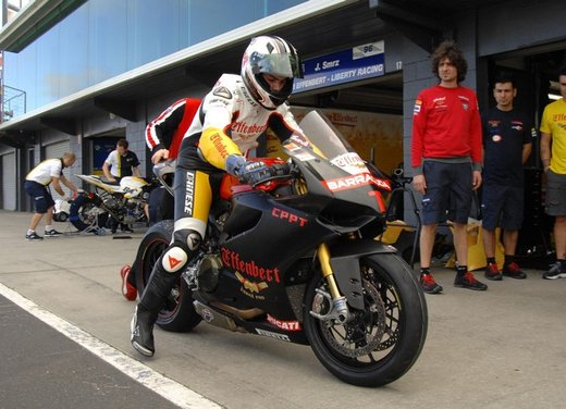 Team Effenbert Liberty Racing lascia la Superstock - Foto 8 di 32