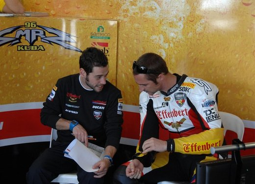 Team Effenbert Liberty Racing lascia la Superstock - Foto 1 di 32