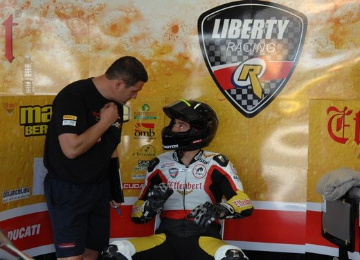 Team Effenbert Liberty Racing lascia la Superstock - Foto 3 di 32