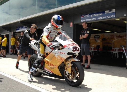 Team Effenbert Liberty Racing lascia la Superstock - Foto 5 di 32