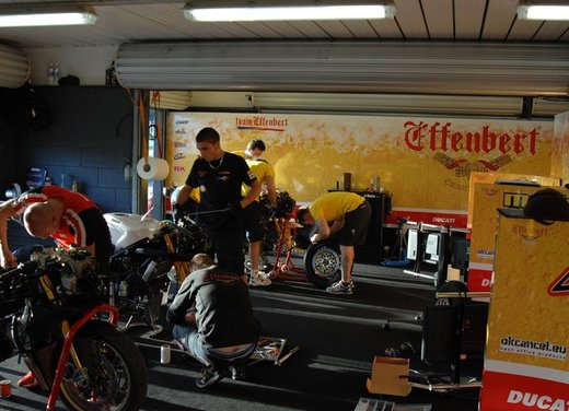 Team Effenbert Liberty Racing lascia la Superstock - Foto 6 di 32