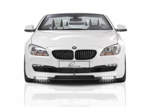 BMW 650i Cabriolet tuning by Lumma Design - Foto 3 di 8