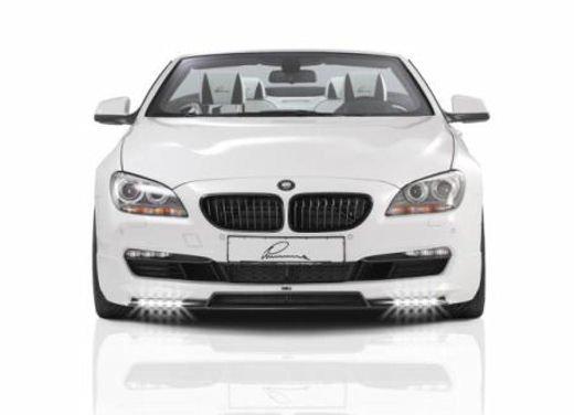 BMW 650i Cabriolet tuning by Lumma Design - Foto 3 di 8