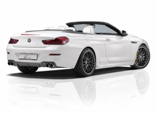 BMW 650i Cabriolet tuning by Lumma Design - Foto 4 di 8