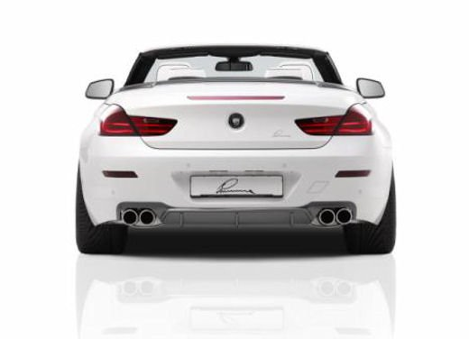 BMW 650i Cabriolet tuning by Lumma Design - Foto 5 di 8