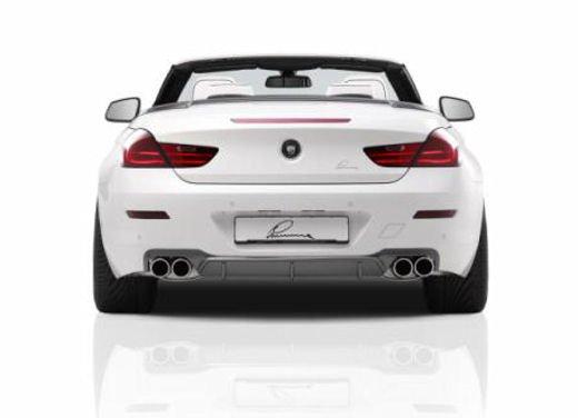 BMW 650i Cabriolet tuning by Lumma Design - Foto 5 di 8