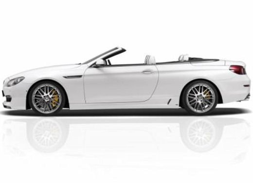 BMW 650i Cabriolet tuning by Lumma Design - Foto 2 di 8