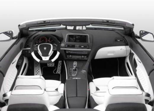 BMW 650i Cabriolet tuning by Lumma Design - Foto 1 di 8