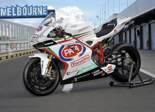 Team Effenbert Liberty Racing lascia la Superstock - Foto 31 di 32
