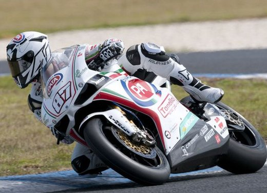 Team Effenbert Liberty Racing lascia la Superstock - Foto 32 di 32