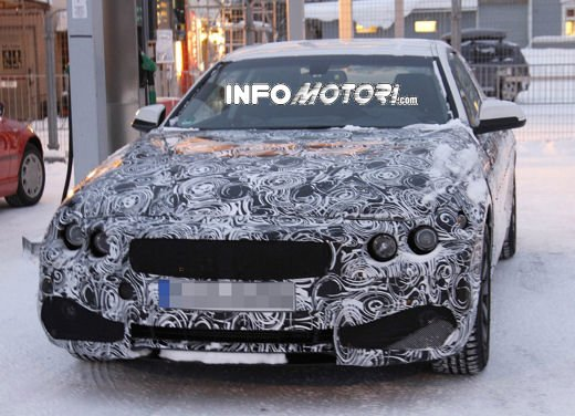 Video spia della BMW Serie 4 Coupé - Foto 8 di 10