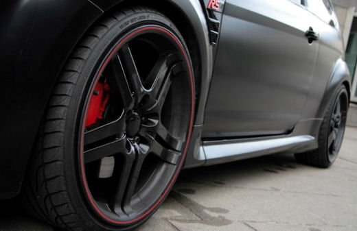 Ford Focus RS Black Racing Edition by Anderson Germany - Foto 2 di 10