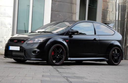 Ford Focus RS Black Racing Edition by Anderson Germany - Foto 1 di 10
