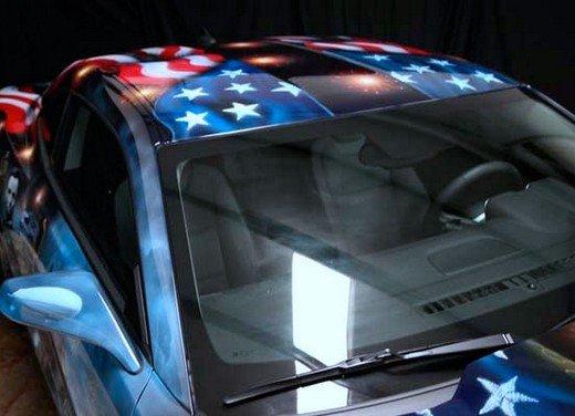 """Chevrolet Camaro """"American Pride"""", la muscle car diventa arte - Foto 17 di 24"""