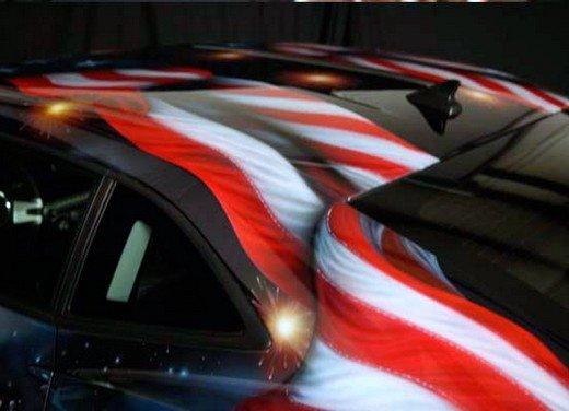 """Chevrolet Camaro """"American Pride"""", la muscle car diventa arte - Foto 19 di 24"""