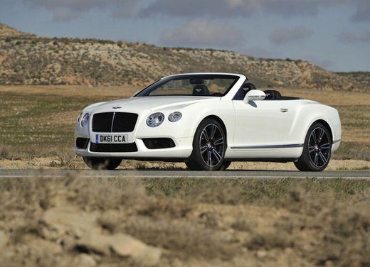 Nuova Bentley Continental GTC V8 - Foto 13 di 19