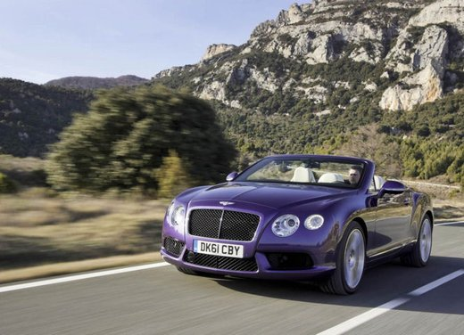 Nuova Bentley Continental GTC V8 - Foto 1 di 19