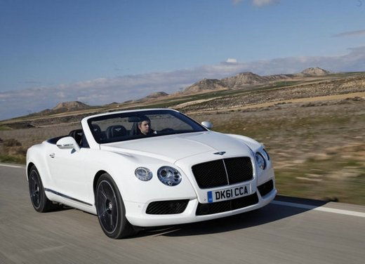Nuova Bentley Continental GTC V8 - Foto 9 di 19