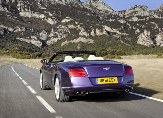 Nuova Bentley Continental GTC V8 - Foto 10 di 19