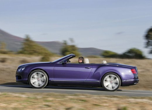 Nuova Bentley Continental GTC V8 - Foto 14 di 19