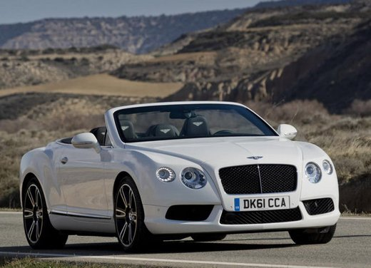 Nuova Bentley Continental GTC V8 - Foto 15 di 19