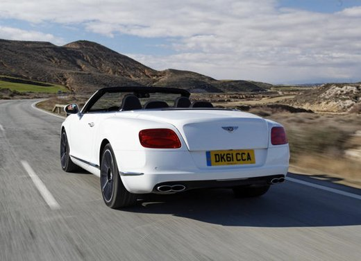 Nuova Bentley Continental GTC V8 - Foto 2 di 19