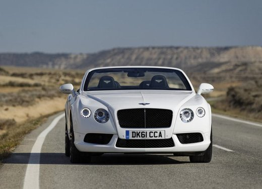 Nuova Bentley Continental GTC V8 - Foto 4 di 19