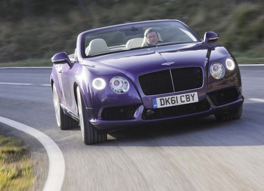 Nuova Bentley Continental GTC V8 - Foto 5 di 19