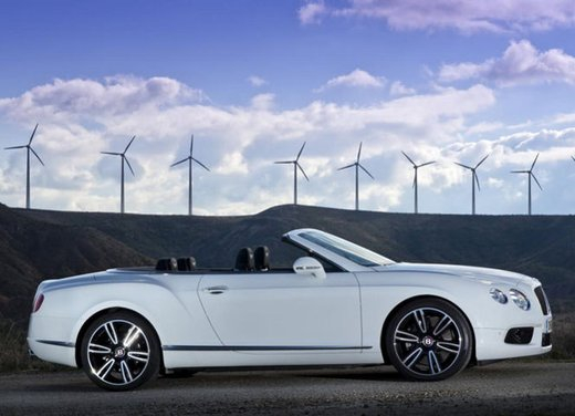 Nuova Bentley Continental GTC V8 - Foto 12 di 19