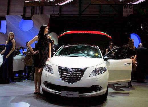 Lancia all'82° Salone dell'Auto di Ginevra - Foto 3 di 15
