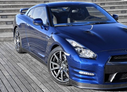 "Nissan GT-R tuning ""By E-motions"" - Foto 6 di 17"