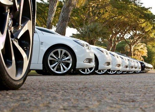 Opel Insignia: test drive della versione doppio turbo - Foto 13 di 40
