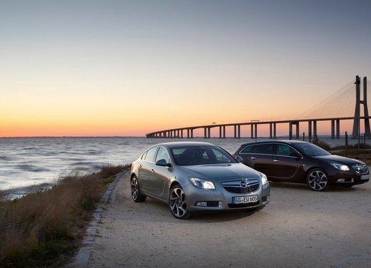 Opel Insignia: test drive della versione doppio turbo - Foto 29 di 40