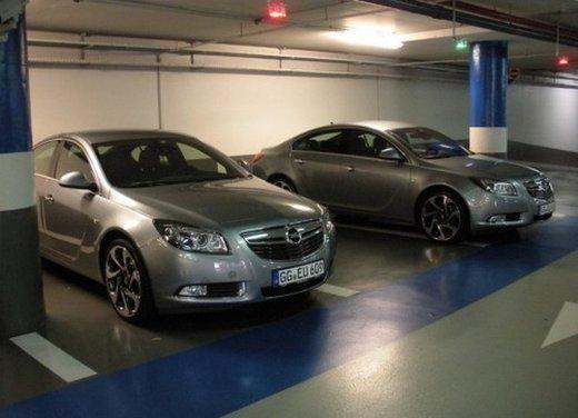 Opel Insignia: test drive della versione doppio turbo - Foto 7 di 40