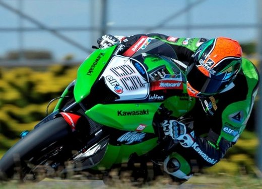 Superbike test Phillip Island: Sykes rompe il dominio di Checa