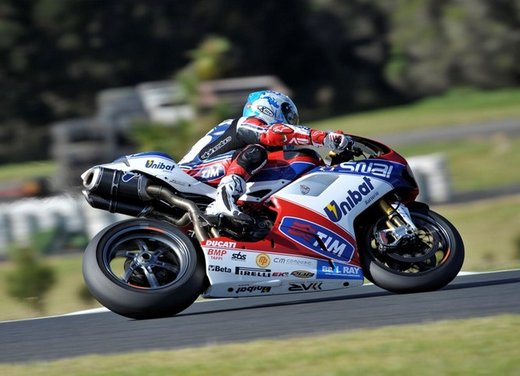 Orari tv GP Australia Superbike 2012