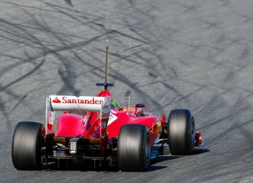 F1 test Barcelllona: Ferrari F2012 settima, Maldonado e Williams in testa - Foto 3 di 24