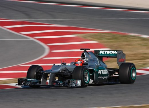 F1 test Barcelllona: Ferrari F2012 settima, Maldonado e Williams in testa - Foto 18 di 24