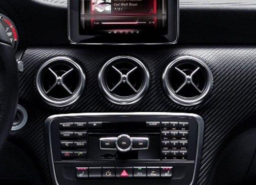 Prime foto degli interni della Nuova Mercedes Classe A - Foto 2 di 19