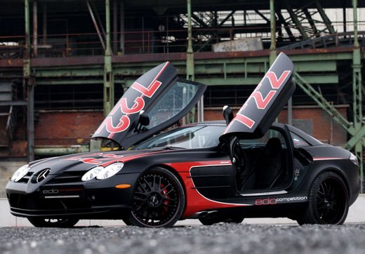 Mercedes SLR McLaren Black Arrow by Edo Competition - Foto 15 di 19