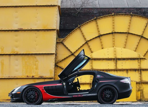 Mercedes SLR McLaren Black Arrow by Edo Competition - Foto 1 di 19