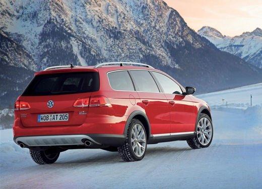 Volkswagen Passat Alltrack - Foto 6 di 10